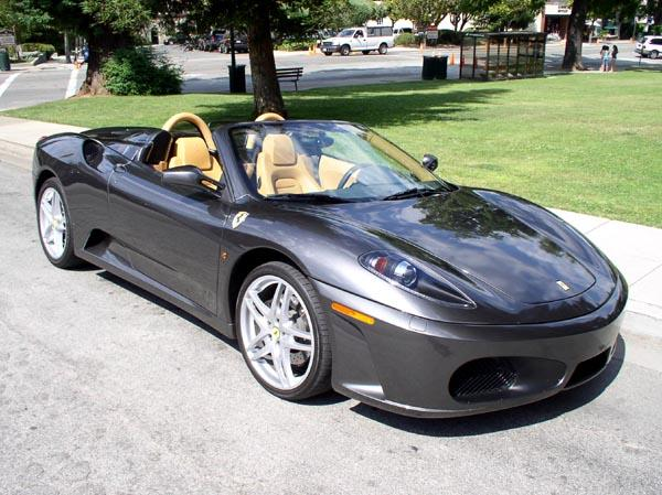 2005 Ferrari F430 Spider Car Picture